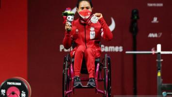 Ni Nengah Widiasih Persembahkan Medali Pertama untuk Indonesia