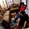 Tunaikan Puasa dan Sambut Idul Fitri, Warga Muslim AS Buat 'Masjid Mini' di Rumah