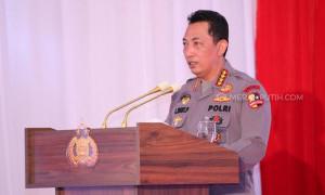 Kapolri Jenderal Listyo Beri Sejumlah Peringatan terhadap Polantas