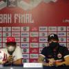 Pelatih Persija Tebar Ancaman kepada Persib