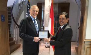 BNPT: Amerika Tertarik Program Deradikalisasi Indonesia