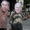 Jokowi Sampaikan Ucapan Selamat atas Pelantikan Joe Biden dan Kamala Harris
