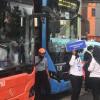 KRL tidak Berhenti di Stasiun Tanah Abang, Pemprov DKI Siapkan Bus TransJakarta Gratis