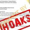[HOAKS atau FAKTA]: Kemenag Bagi-bagi Uang untuk Lembaga Pendidikan Islam