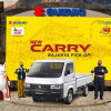 New Carry Pick Up Dilengkapi Alat Pemadam Api Ringan