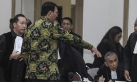 Tuntutan Ahok Ringan, TPM Harap Hakim Tidak Terpasung Standar 2/3