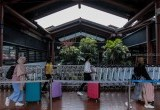 Jelang New Normal, Bandara Soekarno-Hatta Mulai Ramai Penumpang