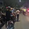 Ratusan Kendaraan Ditilang karena Langgar Crowd Free Night