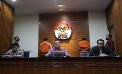 KPK Tahan Eks Dirut PT Dirgantara Indonesia Budi Santoso