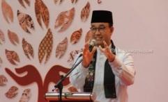 Anies: Bank DKI Harus Jadi Integrator Tujuh Transportasi Umum di Jakarta