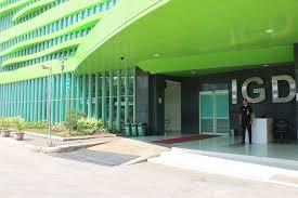 Data Ketersediaan Ruang Isolasi di RSUD Jakarta per Kamis (17/9)