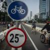 Uji Coba Road Bike di Sudirman-Thamrin, Pengguna Jalan Diminta Taati Aturan