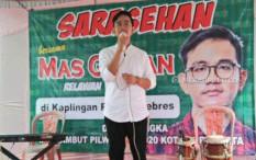 Pidato Megawati Jangan Paksa Anak Maju, Gibran: Sindiran Bukan Ditujukan ke Saya