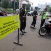 Jalan Sudirman-Thamrin Ditutup saat Malam Tahun Baru