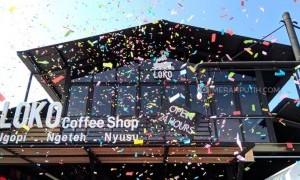 27 Varian Teh Nusantara di Loko Coffee Shop, Kota Cirebon