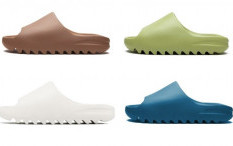 Adidas YEEZY SLIDE Rilis Bentuk 'Core, Resin, Pure, dan Enfora'