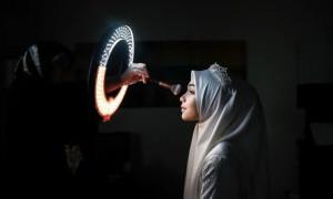 Make-Up Natural Diprediksi Paling Dimiati Saat Ramadan dan Lebaran
