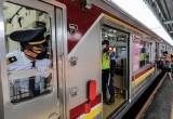 Tangerang Raya Terapkan PSBB, KRL Tetap Beroperasi