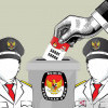 Tim Siber Mabes Polri Turun Tangan Pantau Konten Negatif selama Pilkada Serentak