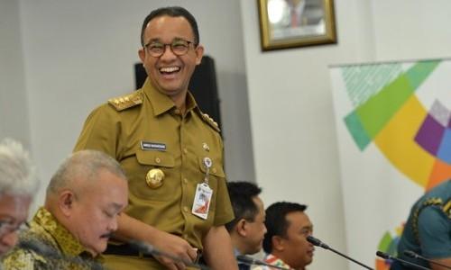 Anies Baswedan: Saya Berharap Bang Japar Menjadi Pemersatu di Jakarta
