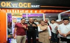 Ditengah Terpaan Isu Gulung Tikar, OK OCE Mart di Kemayoran Justru Kebanjiran Pesanan