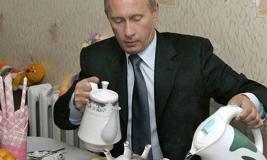 Ini Lho Menu Sarapannya Vladimir Putin, Salah Satu Orang Terkaya di Dunia
