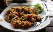 Resep Simpel Nasi Goreng kala Lapar Tengah Malam