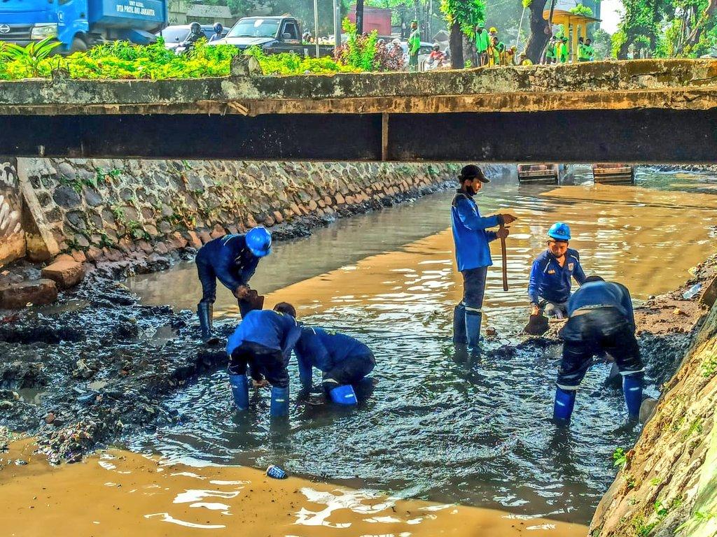 Kadis SDA: Grebek Lumpur Cegah Luapan Air ke Pemukiman Warga