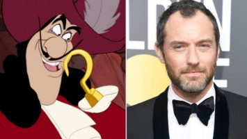 Jude Law Bakal Jadi Captain Hook dalam Film Live-Action Peter Pan