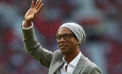 Obrigado Ronaldinho