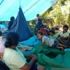 Trauma Gempa, 7.227 Warga Tehoru Masih Ngungsi di Dataran Tinggi