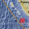 Bengkulu Diguncang Gempa Magnitudo 6,9 dan 6,8