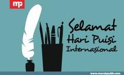 Selamat Hari Puisi Sedunia