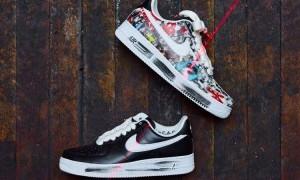 Dua Gaya dalam Sepasang Sepatu Kolaborasi PEACEMINUSONE x Nike