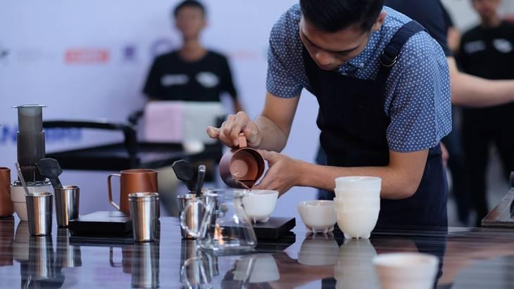 Babak Final Indonesia Coffee Event 2019 Resmi Bergulir