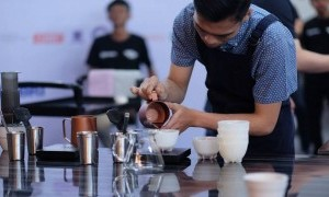 Babak Final Indonesia Coffee Event 2019 Resmi Bergulir