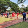 2 Anak Buah Anies Positif Corona, Gedung Blok G Balai Kota Disemprot Disinfektan