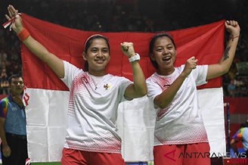 Atlet parabadminton Indonesia. (Foto: Antara)