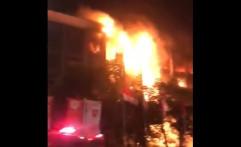 Pimpinan KPK Angkat Bicara Soal Isu Liar Kebakaran Gedung Kejagung