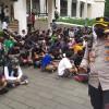Kronologi Demo Tolak PPKM Ricuh di Bandung