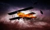 Begini Kronologis Pesawat Super Decathlon Jatuh