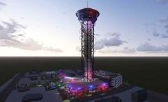 Roller Coaster Tertinggi di Dunia Akan Segera Mengangkasa di Langit Orlando