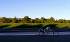 Sepeda Roket Berkecepatan 333 Km Per Jam