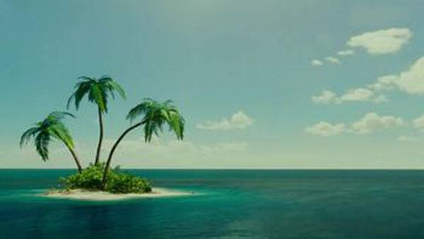 bikini bottom island